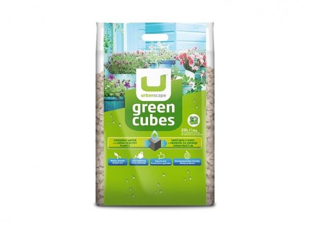 Zelene kocke, 2 kg
