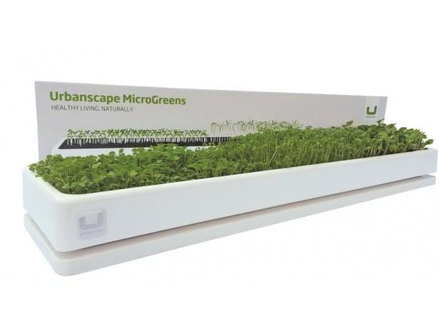 Mikro Zelenjava – bel MDF podstavek