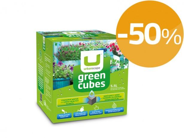 Zelene kocke